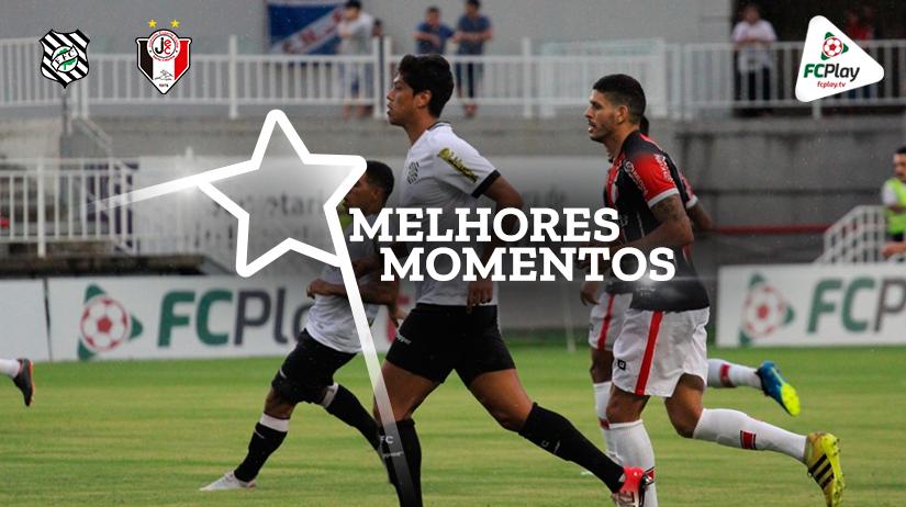 Melhores momentos de Figueirense x Joinville