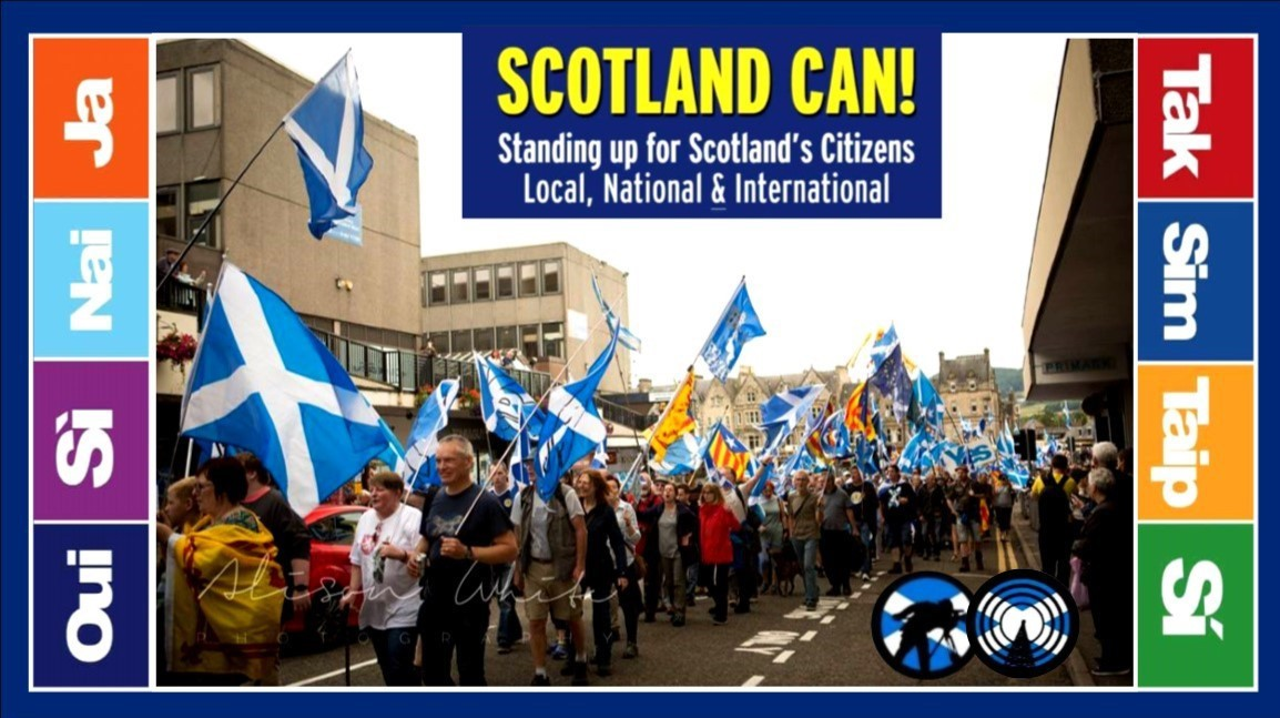 Scotland Standing Up For Our Citizens - Highlands March