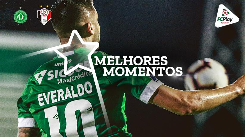 Melhores Momentos de Chapecoense x Joinville