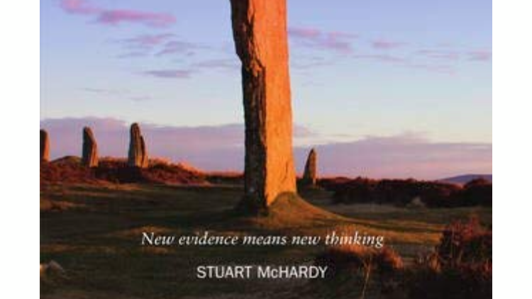 Historian and author Stuart McHardy