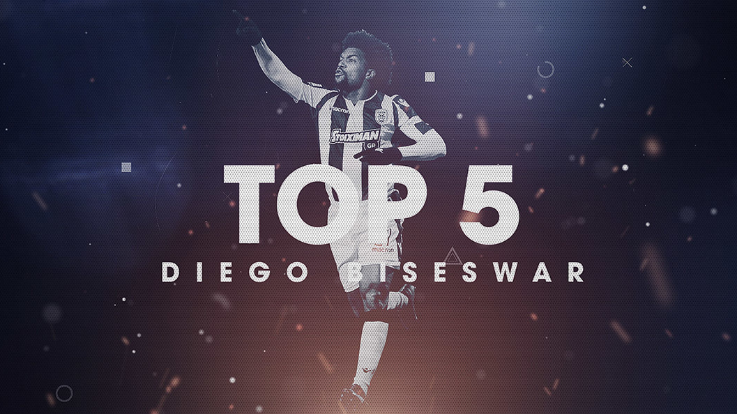 My Top5: Diego Biseswar