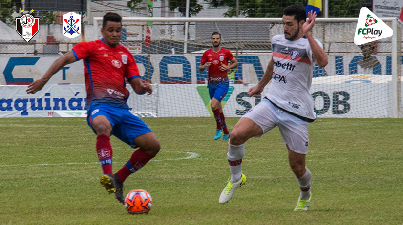Joinville x Marcílio Dias