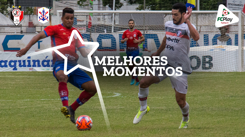 Melhores momentos Joinville x Marcílio Dias
