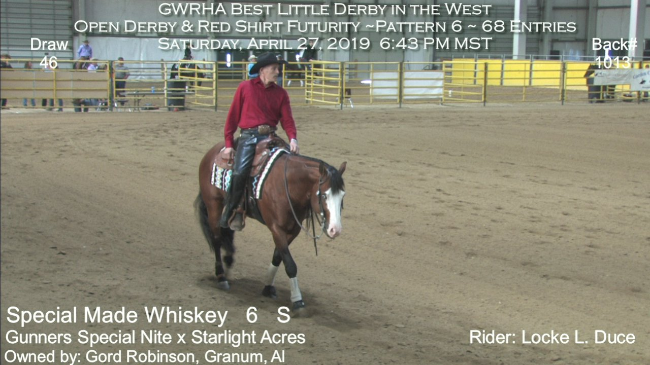 2019 Best Little Derby in the West on Livestream