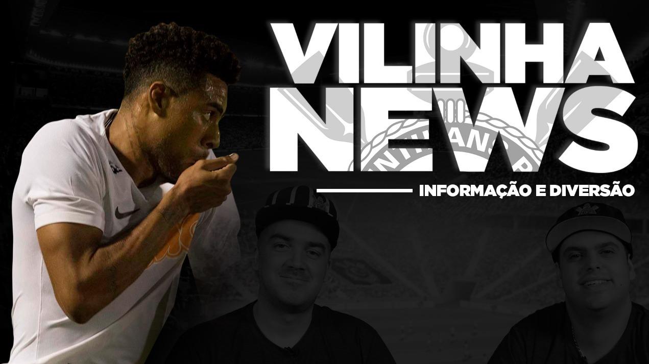 Vilinha News - Agora é mata-mata