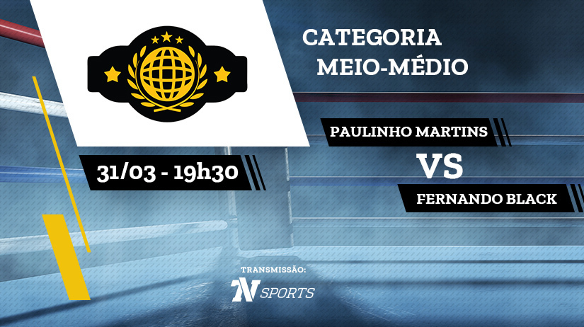 Paulinho Martins vs Fernando Black
