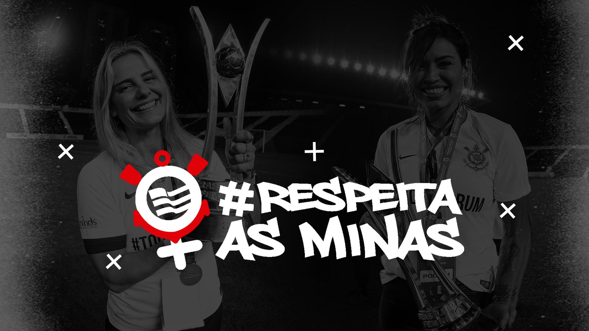 #RespeitaAsMinas - Dentro e fora dos campos