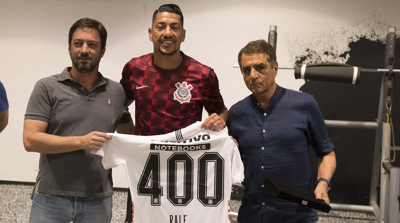 Bastidores Corinthians 2-1 Santos