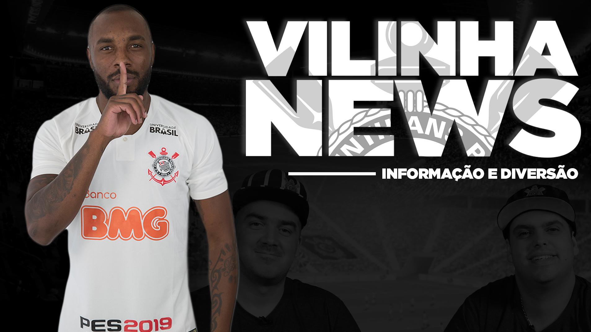 Vilinha News - #NaFrente pelo Paulistão