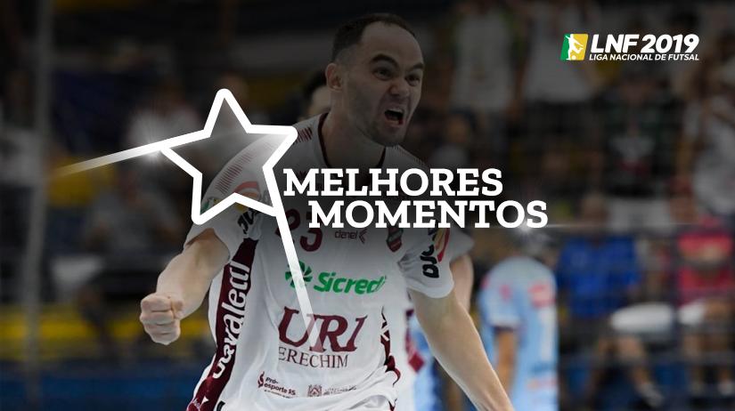 Melhores momentos Atlântico vs Intelli/Unicep/São Carlos