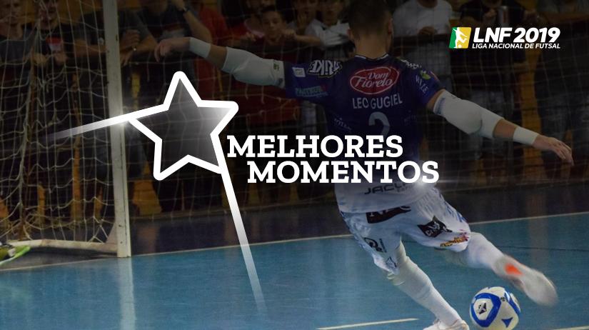 Melhores momentos Joaçaba/Jaclani vs Marreco Futsal