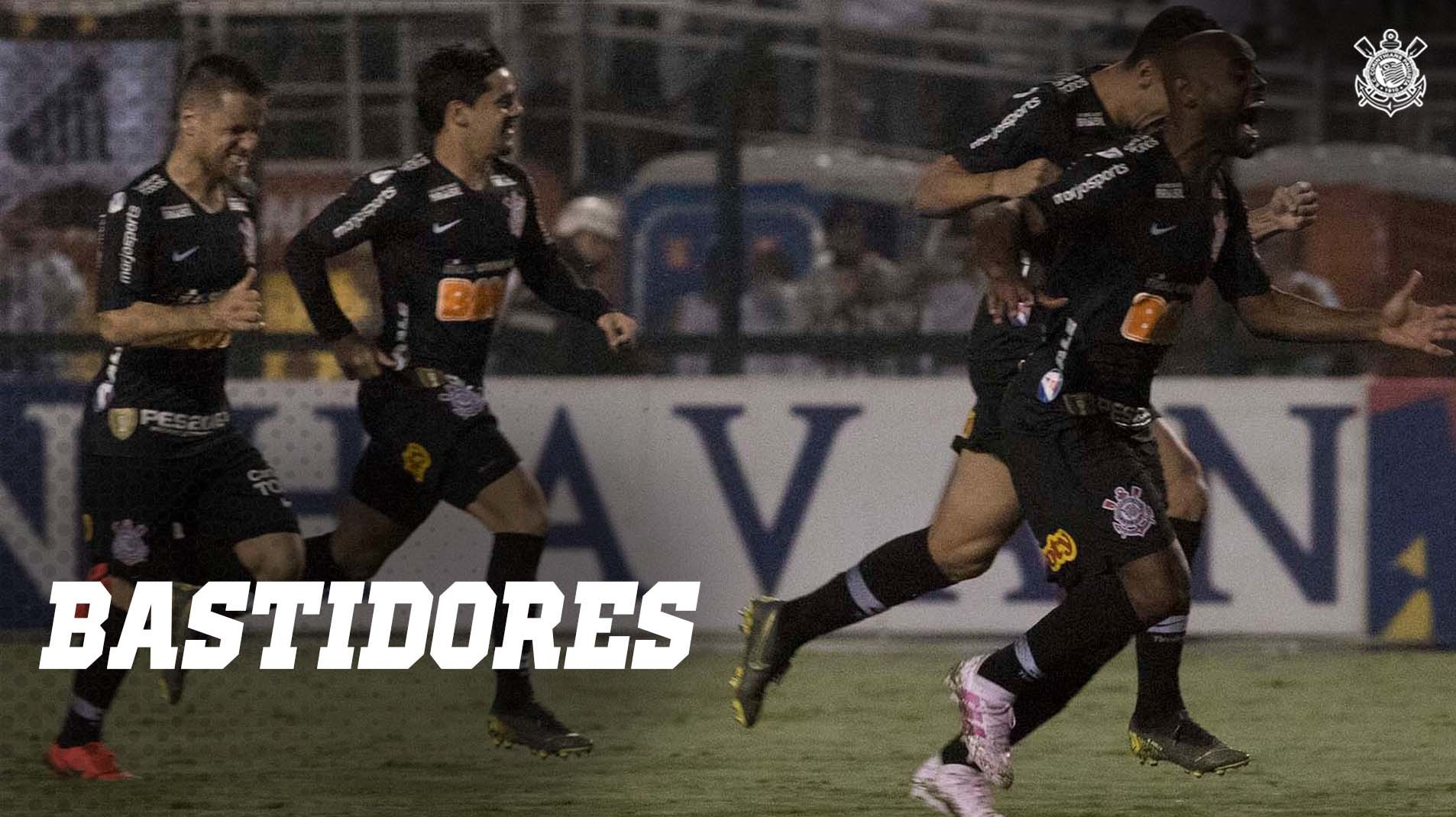 Bastidores: Santos 1 (6)x(7) 0 Corinthians