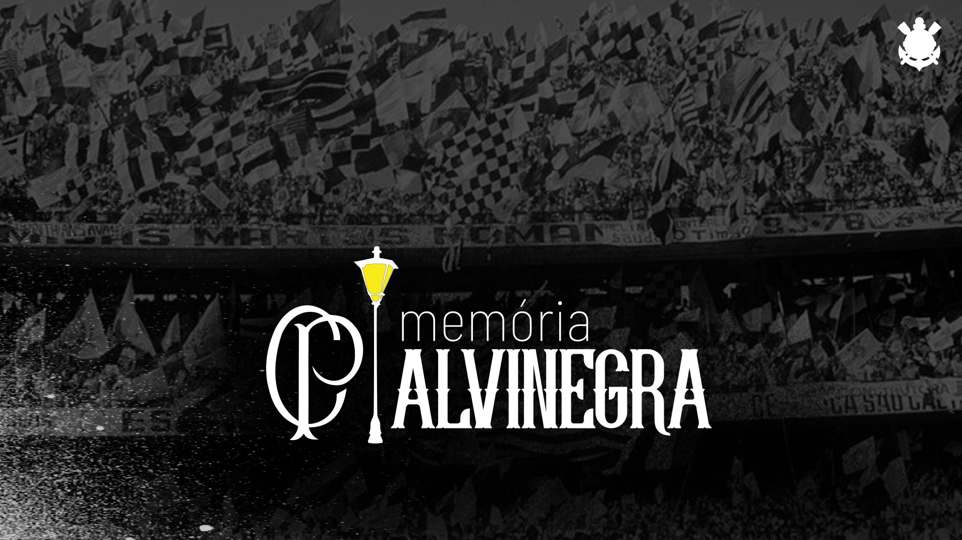 Memória Alvinegra com Márcio Bittencourt