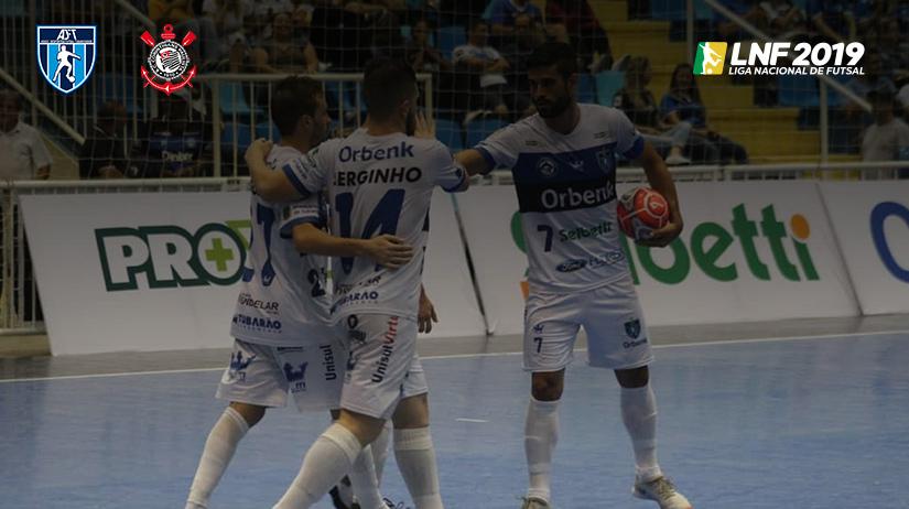 Melhores momentos Tubarão vs Corinthians