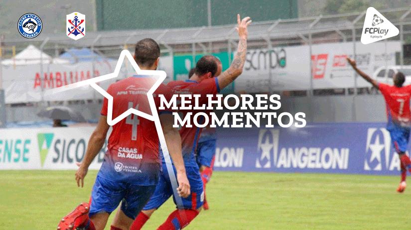 Melhores momentos de Tubarão x Marcílio Dias