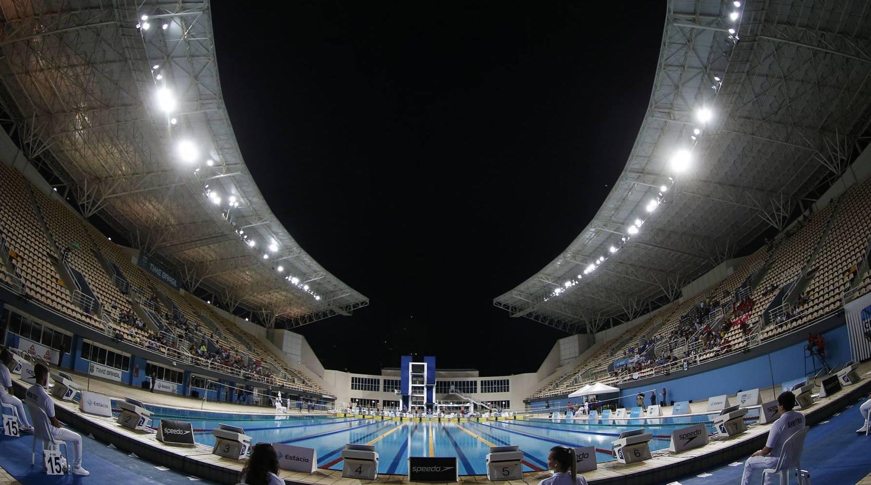 Final dos 100 metros