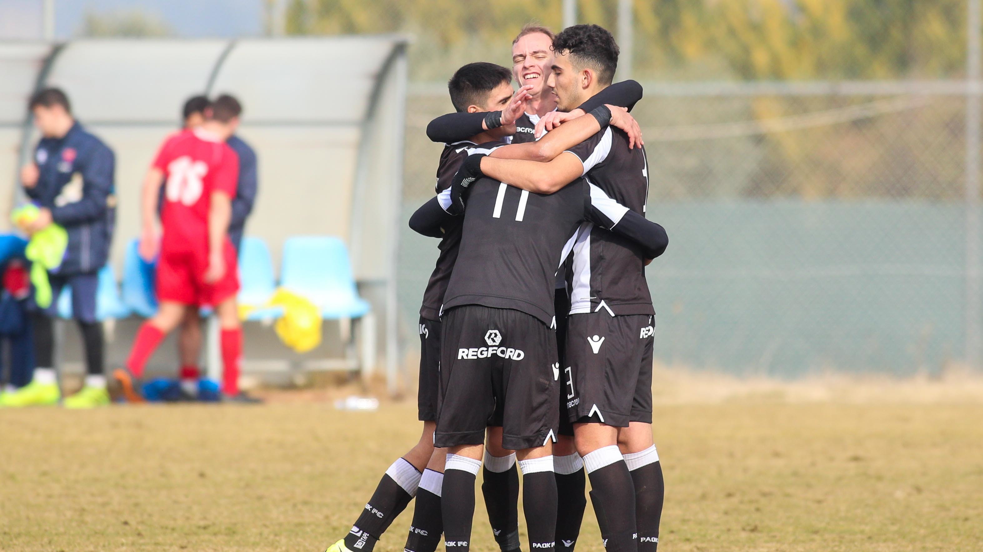 PAOK U19 – Levadiakos U19: Highlights
