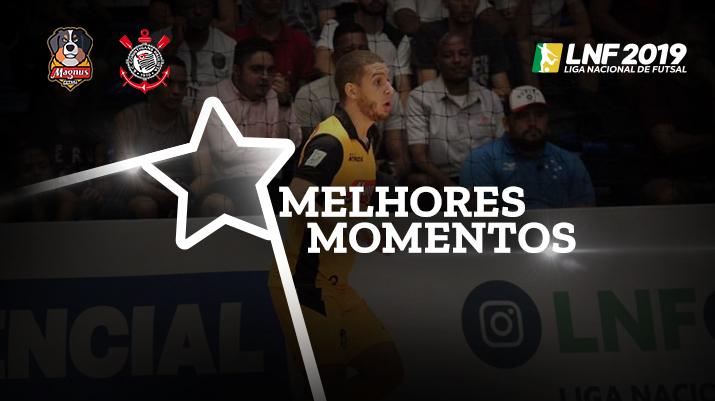 Melhores momentos Magnus vs Corinthians