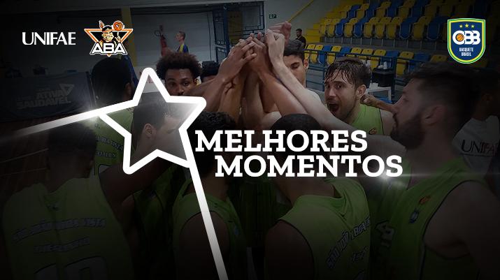 Melhores momentos Unifae vs Araraquara