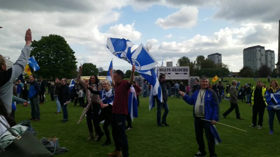 #AUOBGlasgow - Cam3 (bridge)