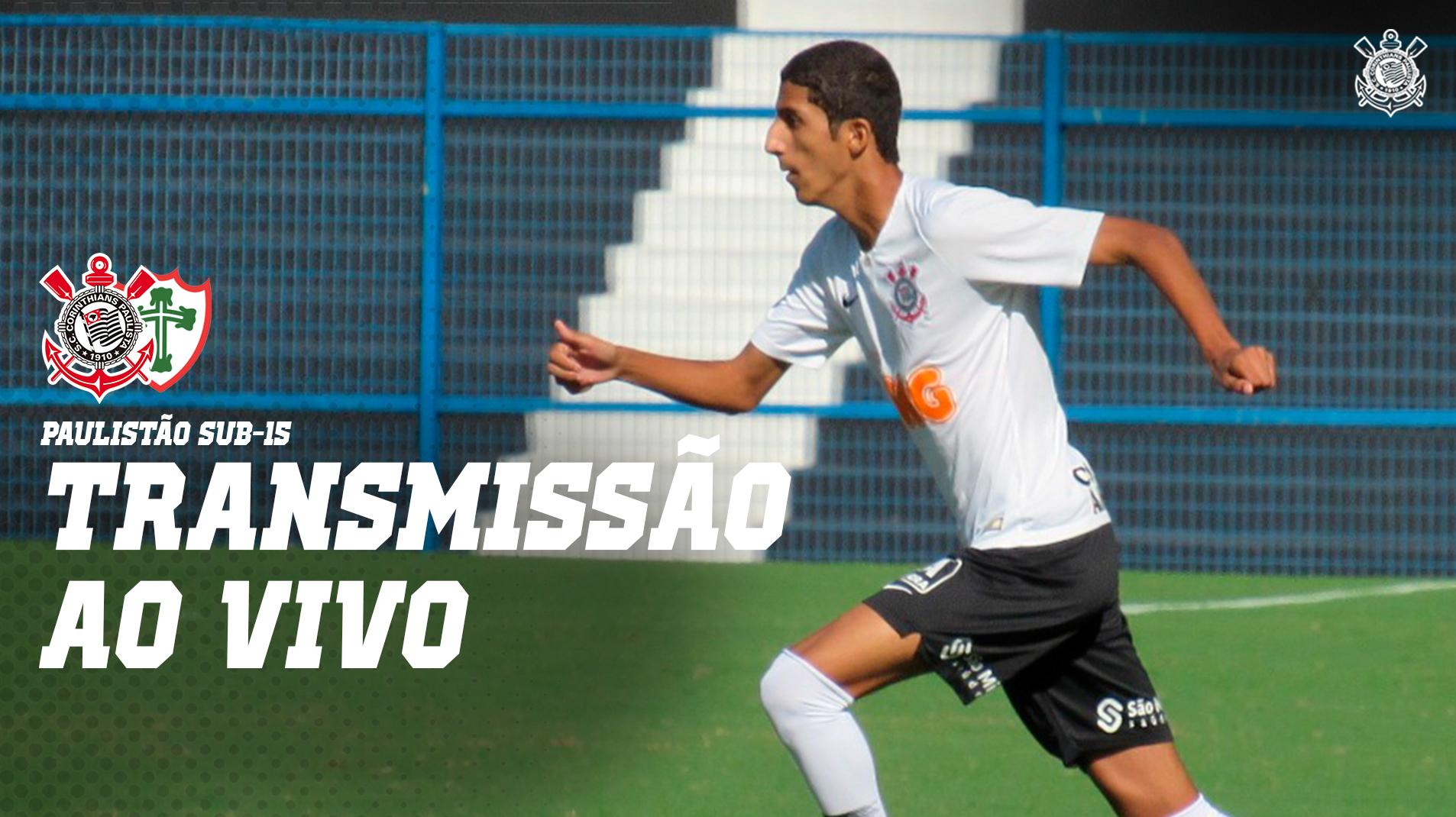 Corinthians vs Portuguesa - Sub-15