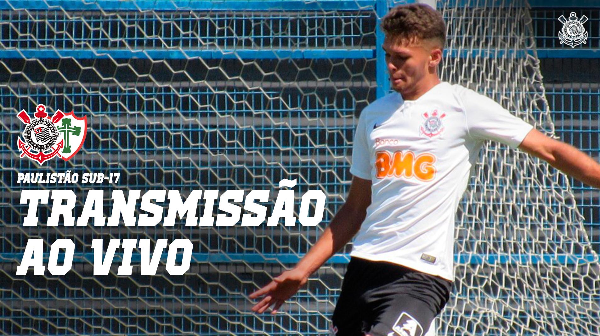 Corinthians vs Portuguesa - Sub-17