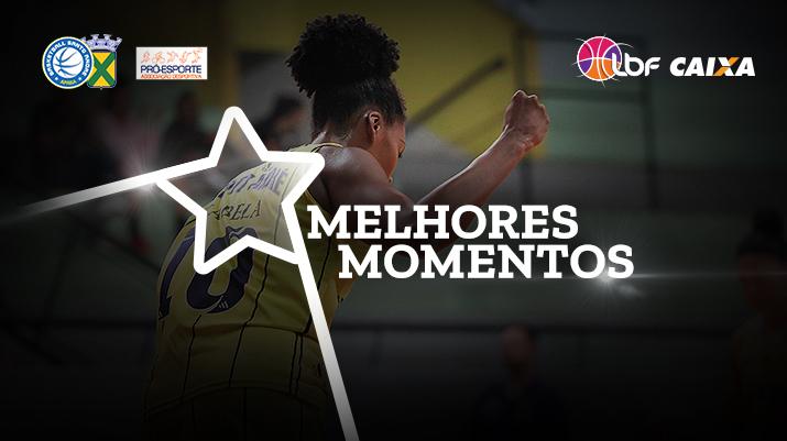 Melhores momentos Santo André APABA vs Pró-Esporte Sorocaba