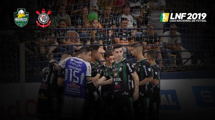 Marreco vs Corinthians