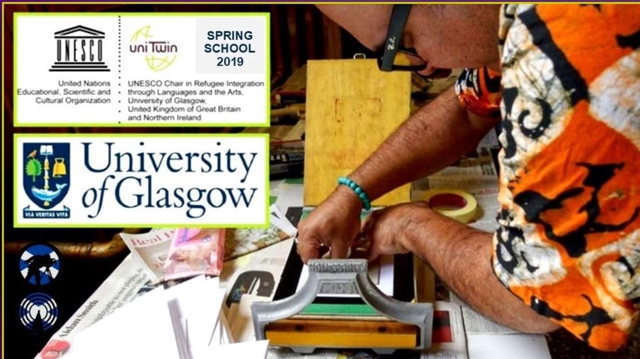 UNESCO Chair Spring School 2019