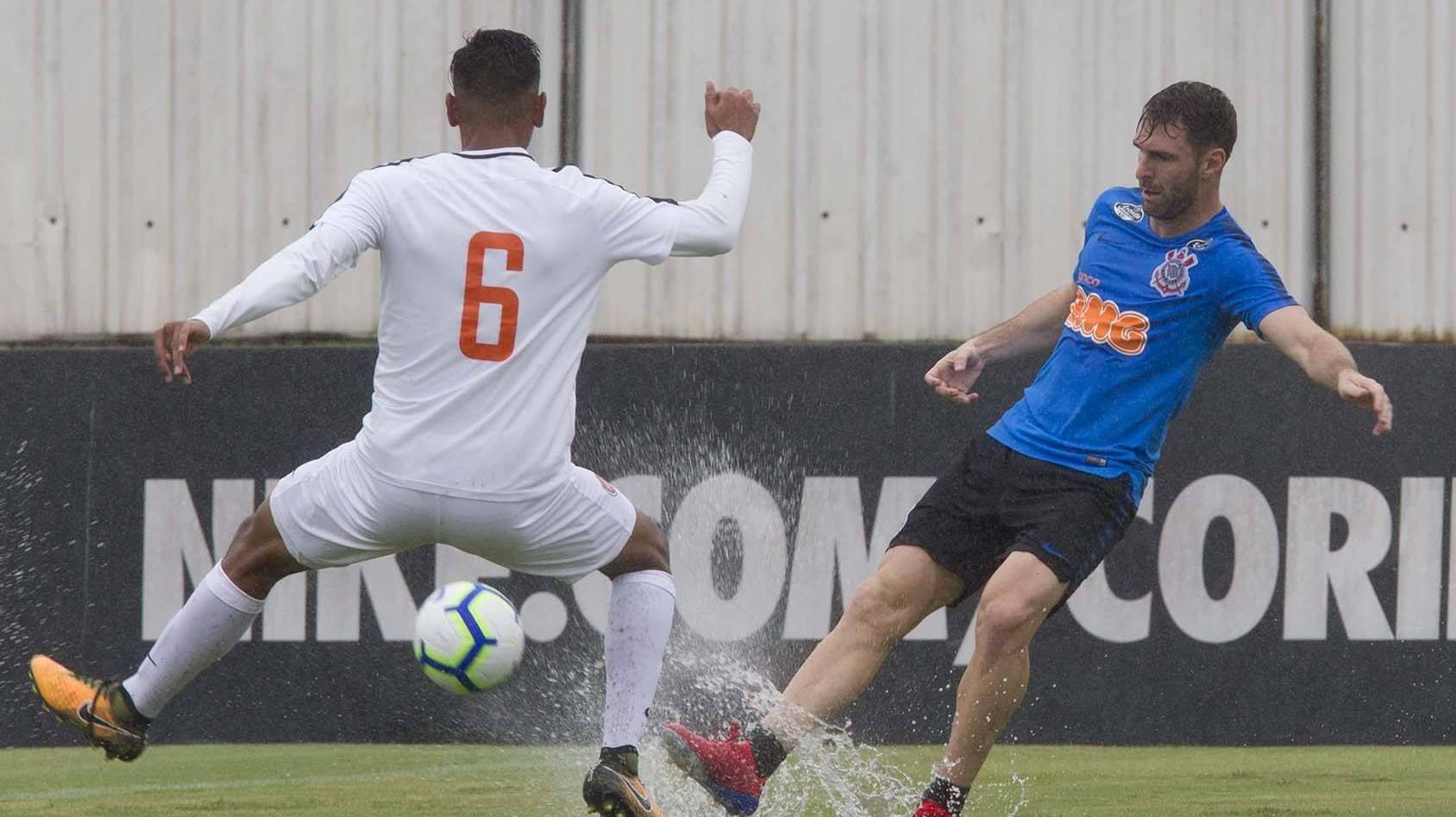 Corinthians vs Corinthians Sub-23