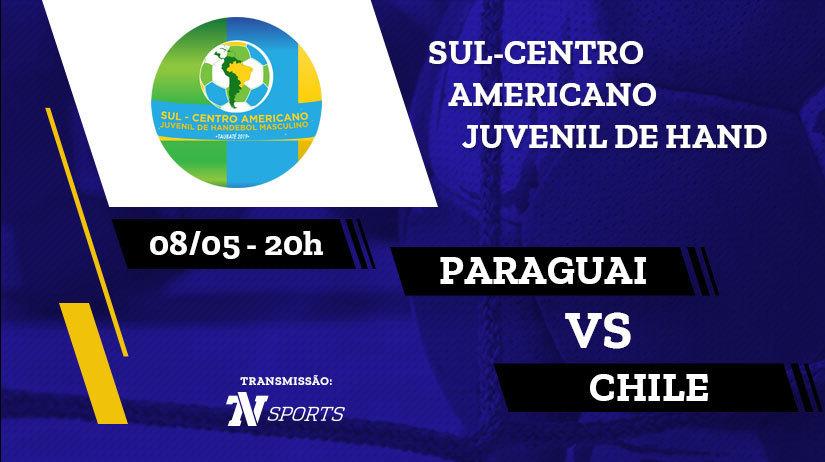 Paraguai vs Chile