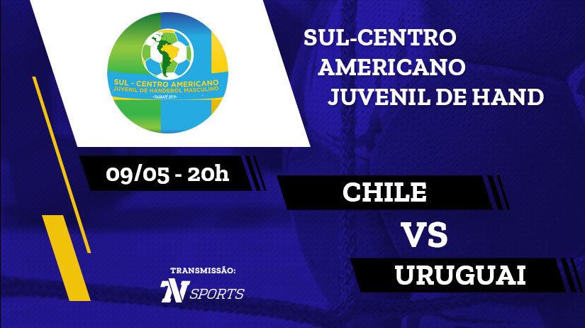 Chile vs Uruguai
