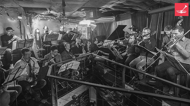 Monday Nights with WBGO: Terraza Big Band by Jazz at Lincoln Center