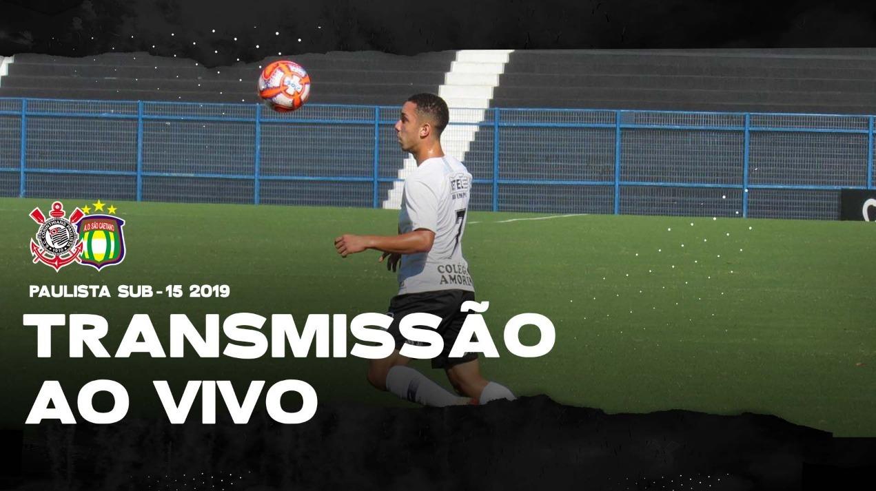 Corinthians vs São Caetano - Sub-15