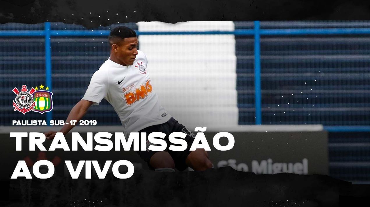 Corinthians vs São Caetano - Sub-17