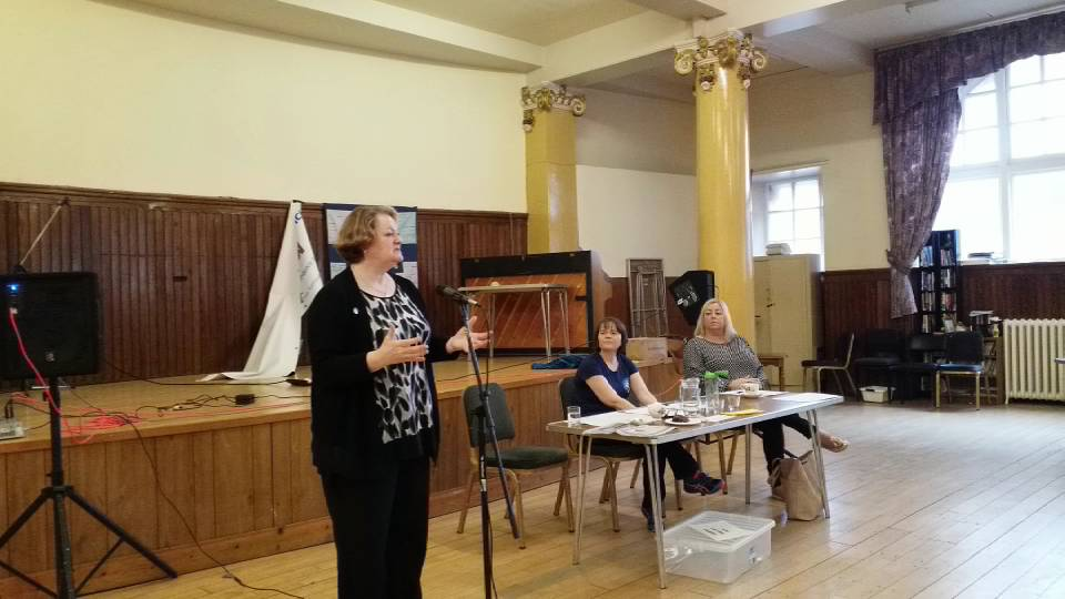 Brexit and the NHS with Dr Philippa Whitford MP
