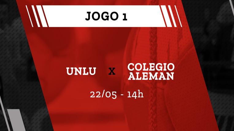 Unlu vs Colegio Aleman