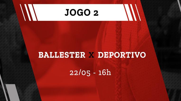 Ballester vs Deportivo