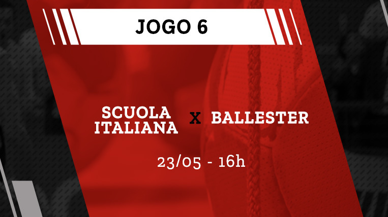 Scuola Italiana vs Ballester