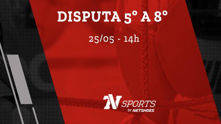 Disputa de 5º a 8º - Ovalle vs Deportivo Luterano