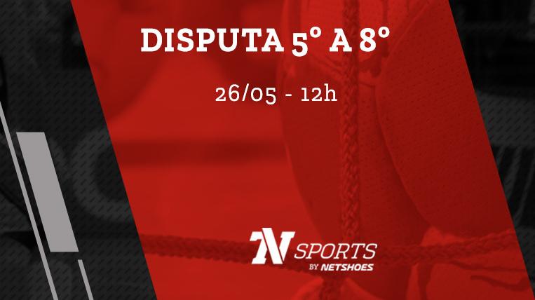 Disputa de 5º a 8º - Ovalle vs Scuola Italiana