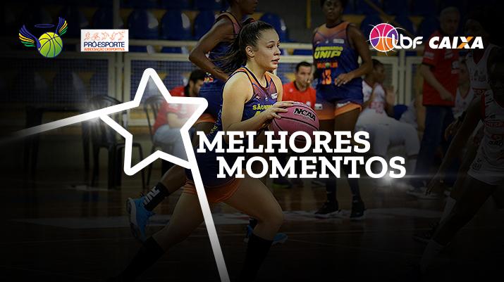 Melhores momentos Instituto Brazolin São Bernardo UNIP vs Pró-Esporte