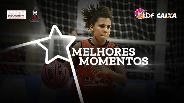 Melhores momentos Pró-Esporte vs SESI Araraquara