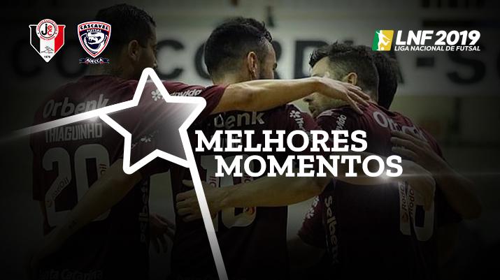 Melhores momentos Joinville vs Cascavel