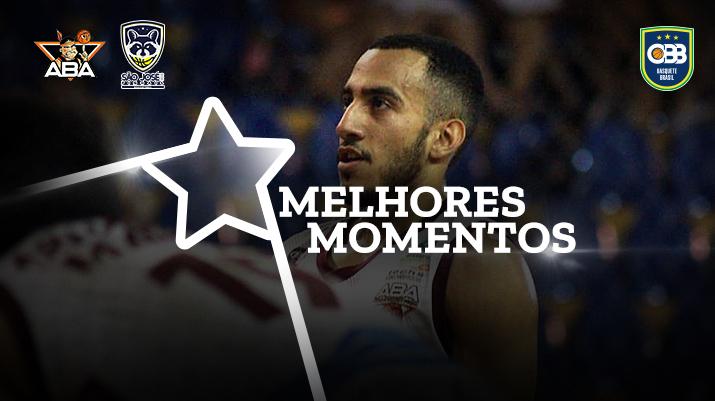 Melhores momentos Araraquara vs São José dos Pinhais