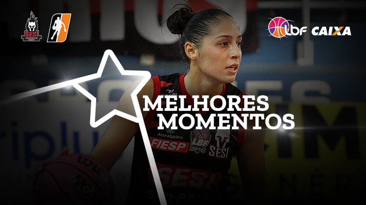 Melhores momentos SESI Araraquara vs LSB Sodiê Doces