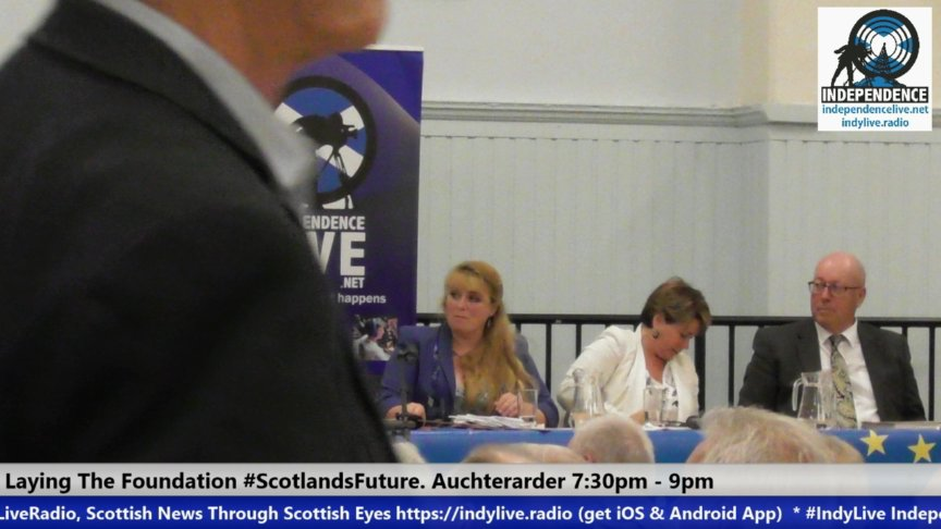 Laying The Foundation #ScotlandsFuture