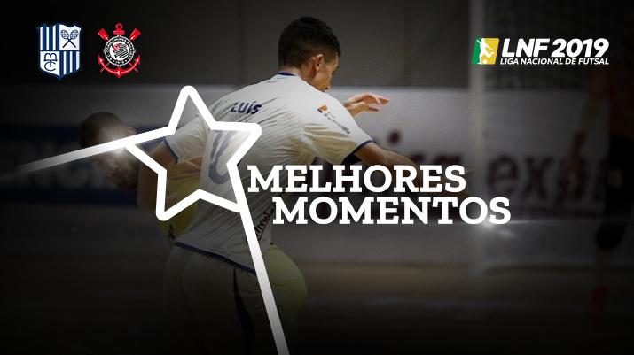 Melhores momentos Minas vs Corinthians