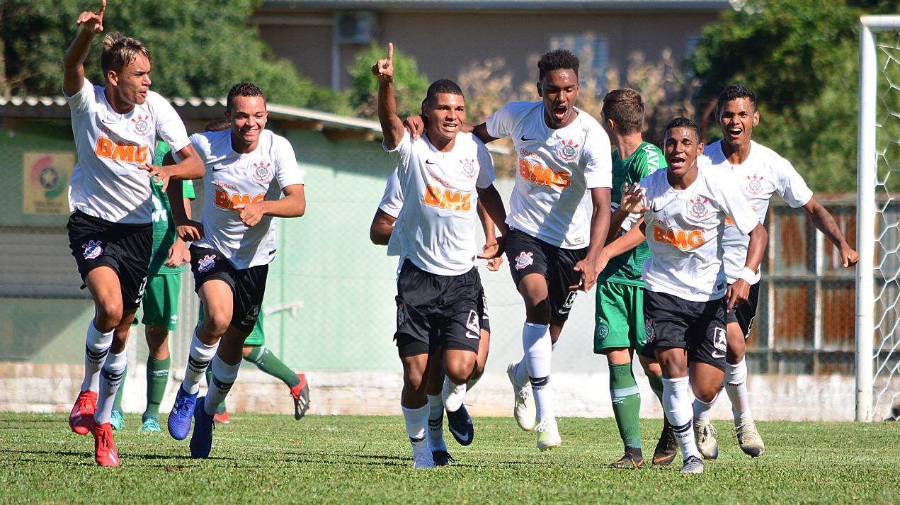 Corinthians vs Audax - Sub-17