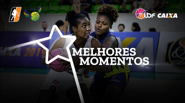 Melhores Momentos de LSB Sodiê Doces vs Instituto Brazolin São Bernardo